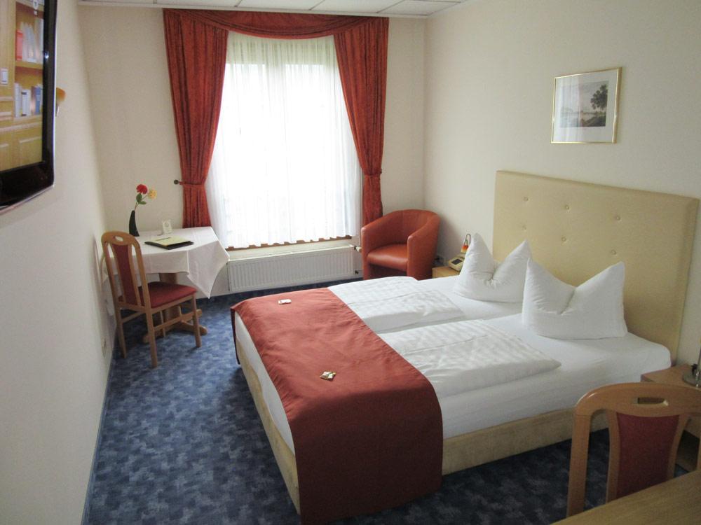 Hotel Lindenhof Königstein double room