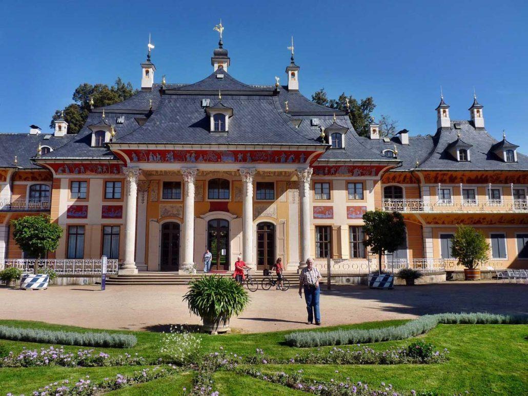 Pillnitz Castle Dresden