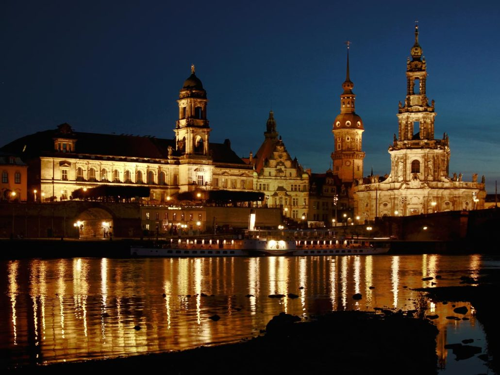 Historic Dresden